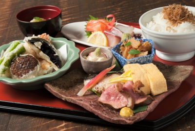 Tyoujiya Lunch(Weekend Only)