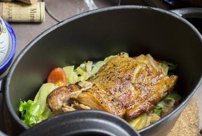 豚バラ肉のトロトロオーブン焼き